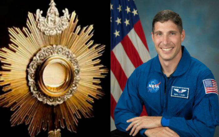 Eucaristia e Mike H.